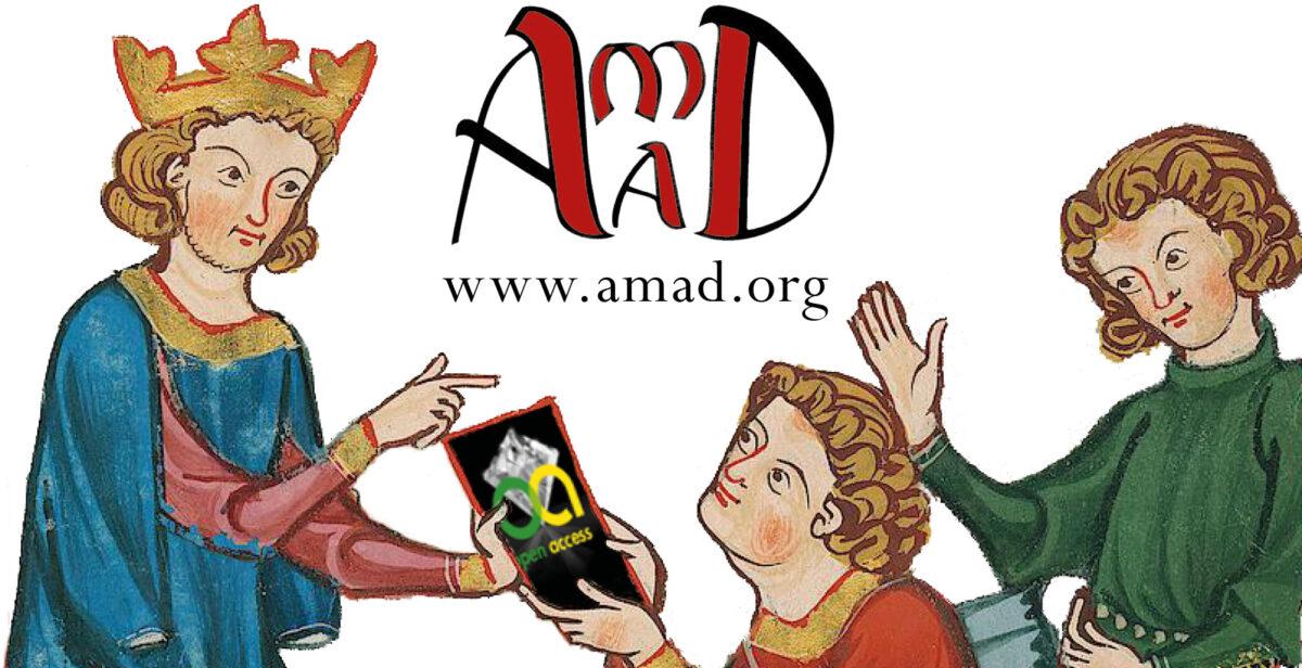 """[Praxislabor] Publizieren, Recherchieren und Diskutieren auf der Publikationsplattform """"Archivum Medii Aevi Digitale (AMAD)"""""""