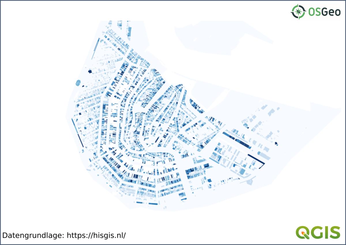 [Praxislabor] Einführung in die Nutzung von Geoinformationssystemen (GIS) für Historiker mit QGIS